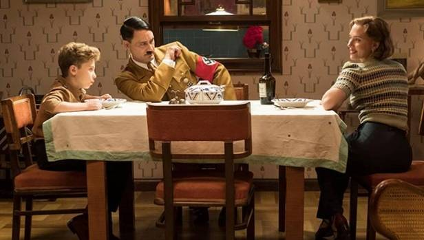 Taika Waititi Is Hitler In First Photo From 'Jojo Rabbit'
