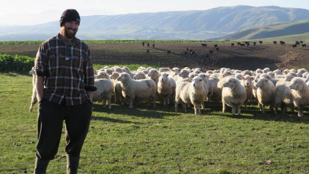 Craigmore Station manager David Bielski says he is trying to farm to the environment.