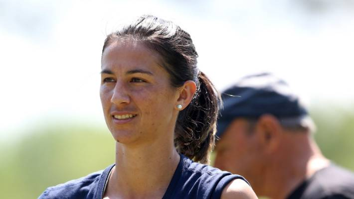 9774444ce4 Former captain Abby Erceg has been scathing in her assessment of the  Football Ferns  coach