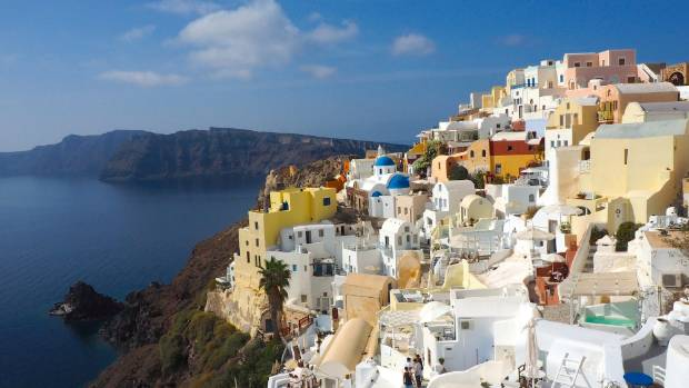 Oia is deservedly an Instagram standard.