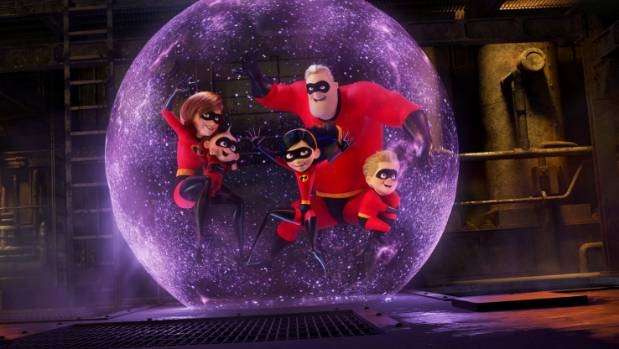 Disney whose movies include The Incredibles 2 first offered US$52.4b in stock for the bulk of Fox assets