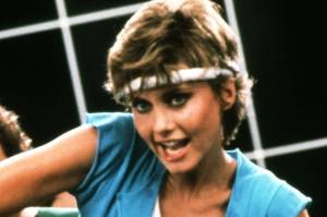 Let's get physical, indeed. Olivia Newton-John's video captured the aerobics craze of the 80s.