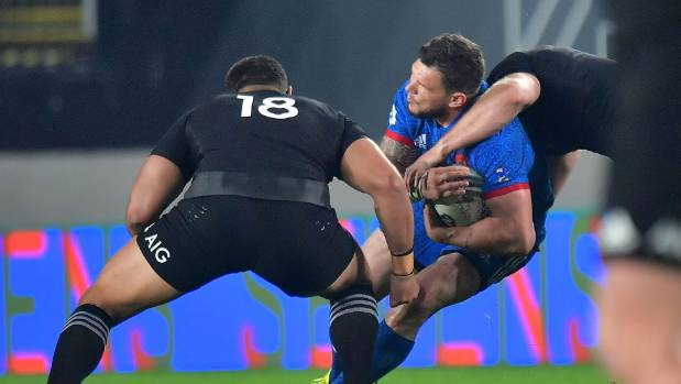 France Flanker Says The All Blacks Are 'Cheats' Ahead Of 2nd Test