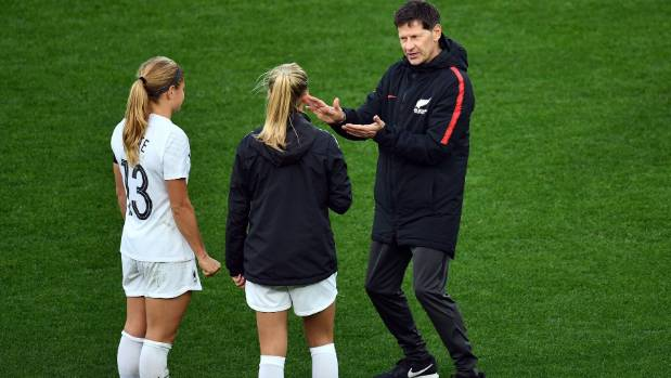 Footbal Ferns players have complained about coach Andreas Heraf.