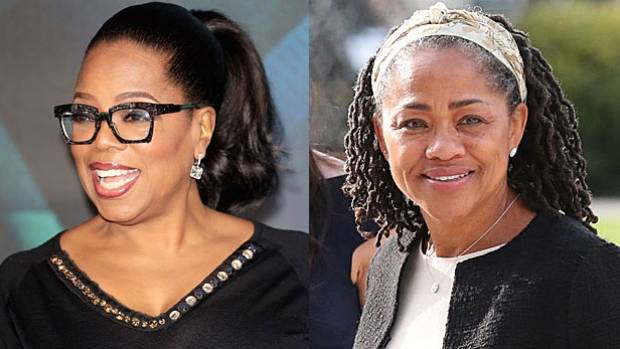 Oprah and Meghan Markle's Mum Are Apparently BFFs