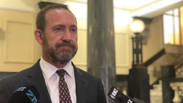 "Justice Minister Andrew Little is determined to repeal the ""stupid"" three strikes law."