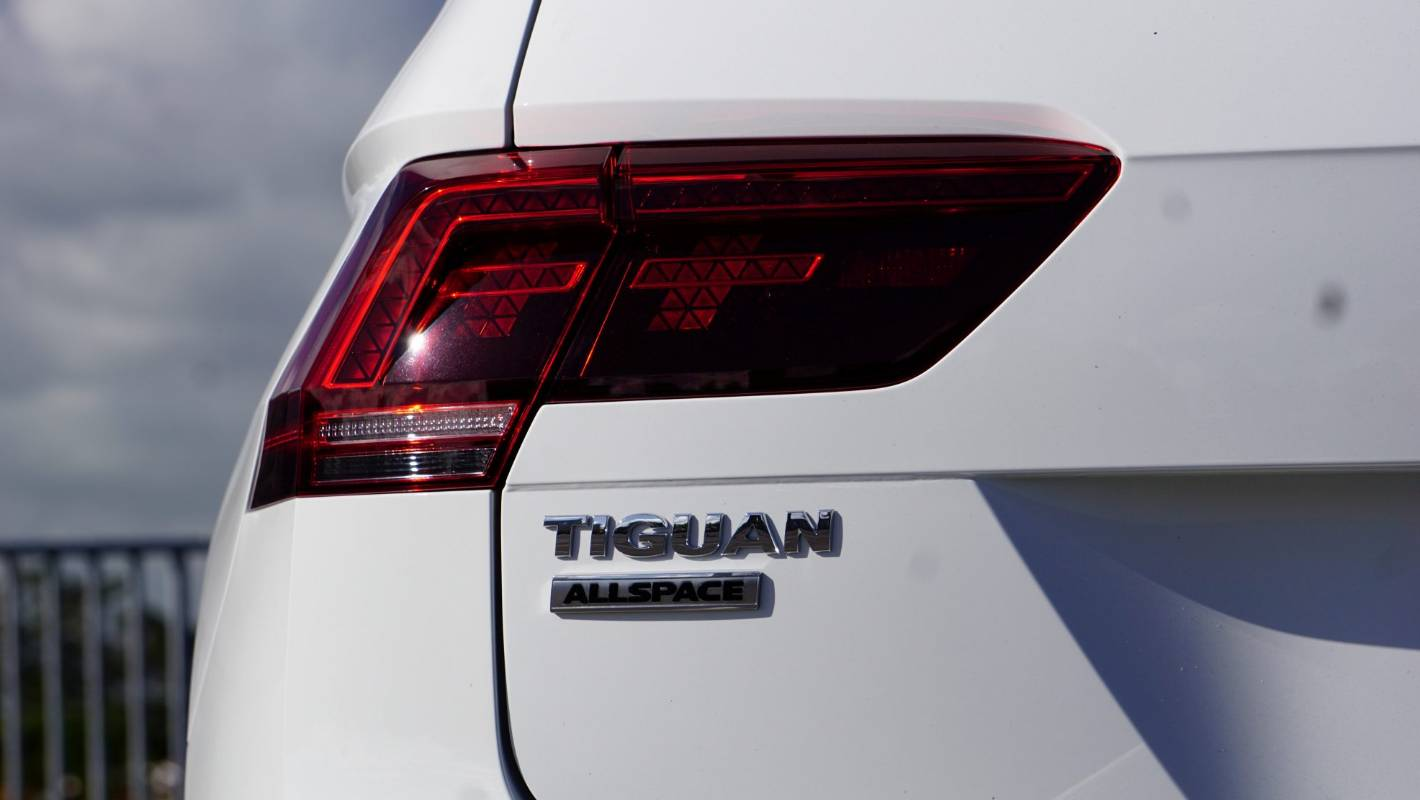 How Volkswagen has made the Tiguan Allspace the torque of