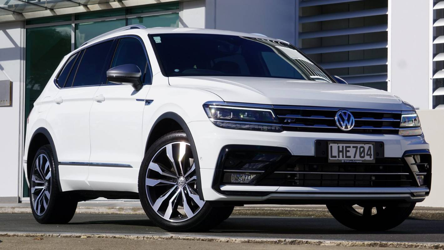 How Volkswagen has made the Tiguan Allspace the torque of the town | Stuff.co.nz