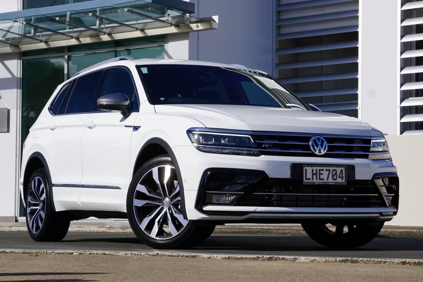 How Volkswagen has made the Tiguan Allspace the torque of
