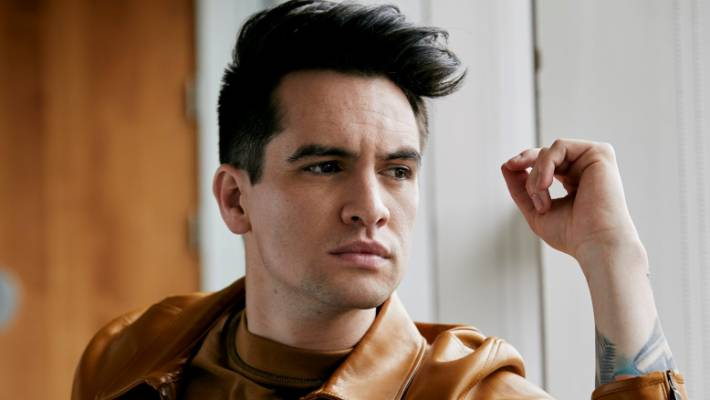 b8006bf2f Brendan Urie and the rest of Panic! at the Disco will perform at Spark Arena