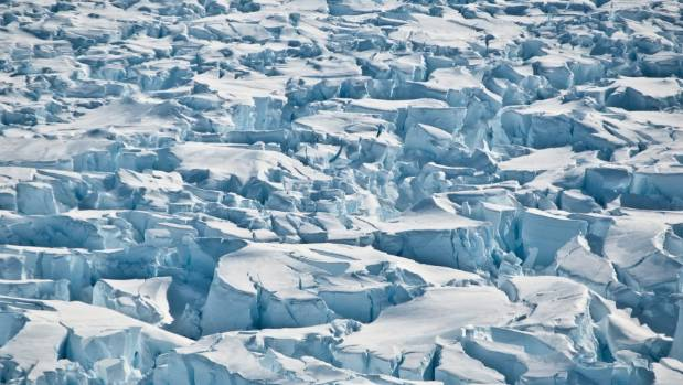 Antarctica Is Losing An Unfathomable Amount of Ice