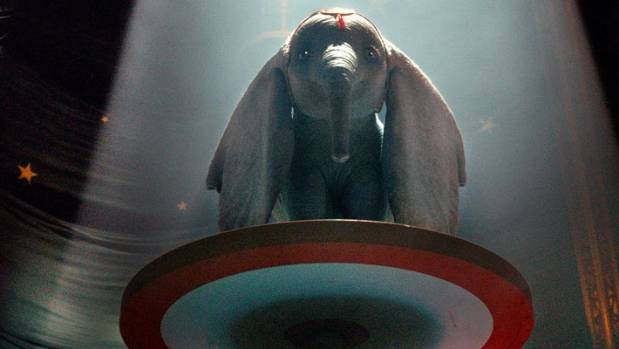 Live action Dumbo trailer is here
