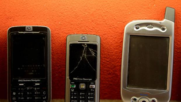 Unwanted mobile phones are needed by Riverlands School so they can recycle them in return for reward points to put ...