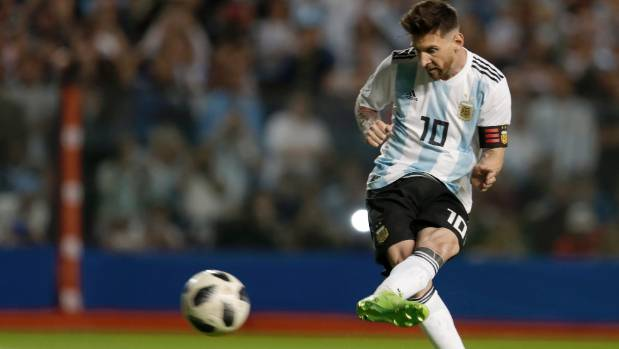 Iceland hold Argentina to 1-1 draw as Messi misses penalty
