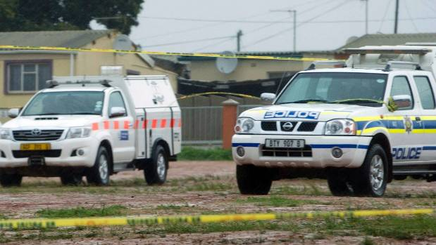 South Africa 'close to war zone' with 57 murders a day: minister