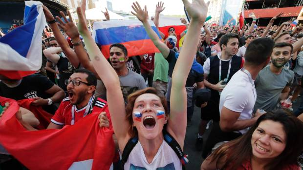 No Mixed-Race Babies Russian Lawmaker Tells Women To Avoid Sex With World Cup -7197