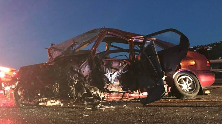 Very, very sad' fatal highway crash in Christchurch 'ripped