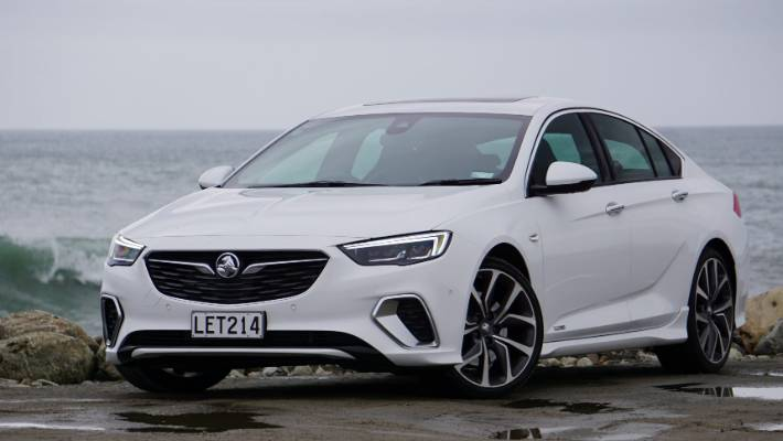 Last call for our long-term Holden Commodore VXR | Stuff co nz