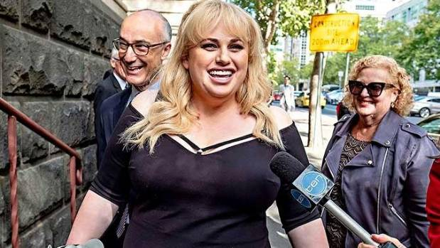 Actor Rebel Wilson ordered to repay Bauer Media $4.1 million