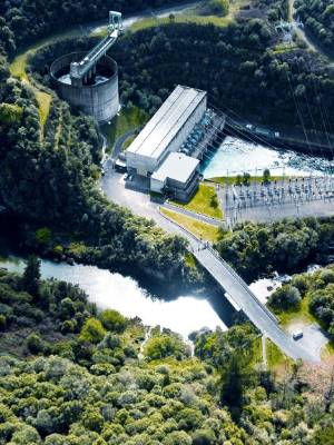 The Aratiatia Power Station is getting a $49 million upgrade.
