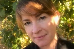 Jenny Harris swapped nursing for hazelnut growing four years ago.