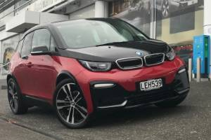 Yes, we're lucky: i3s is a premium price at $86k (plus we have a few options). But it's undeniably a premium product.