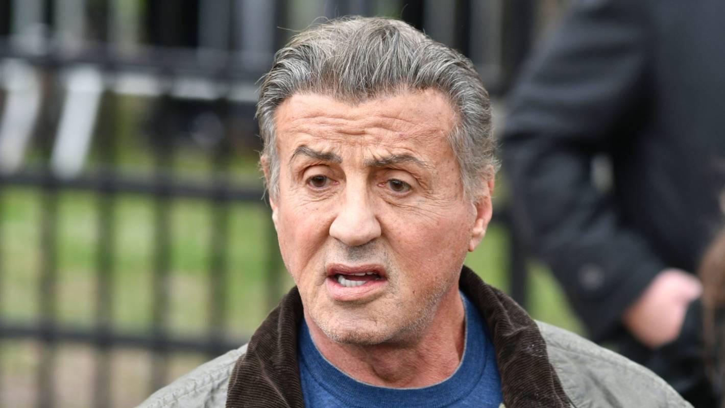 Sylvester Stallone sex...