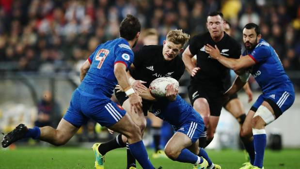 Fall red card hands series to All Blacks over France