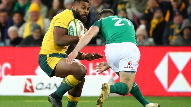 Wallabies to question officials over Ireland's blocking of Folau