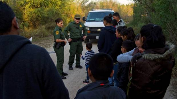 Separating families at border a 'moral crisis', says Hillary Clinton