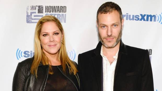 Actress Mary McCormack says husband's Tesla shot flames in traffic