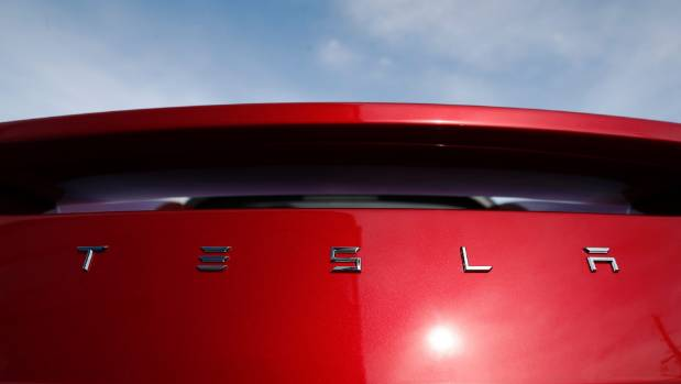 Tesla vehicle  catches fire 'out of the blue' in California traffic