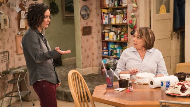 Roseanne TV show spinoff making progress at ABC without Barr