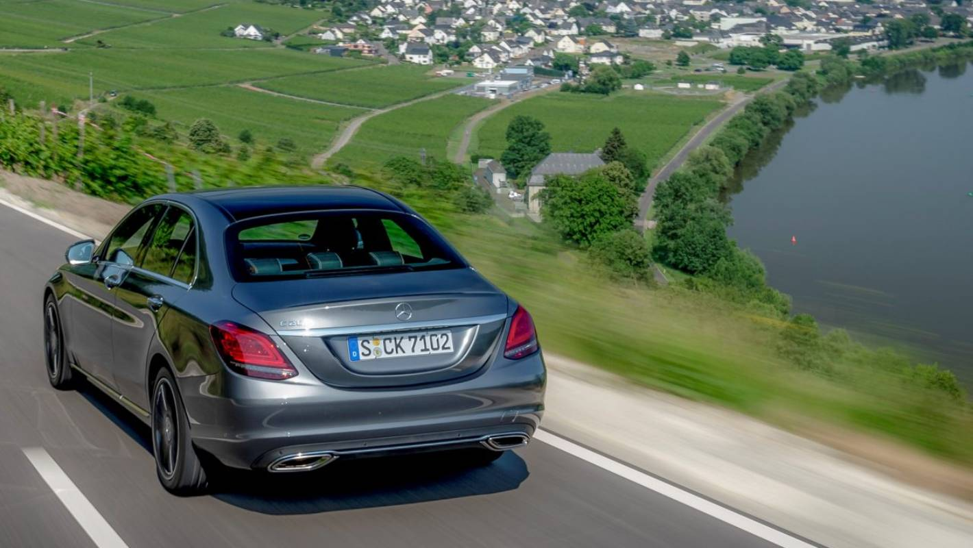 Mercedes Benz C Class Aims For A Higher Eq In New Model Remote Starter