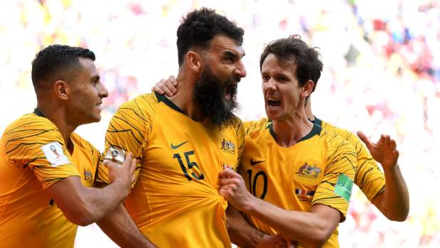 Australia's first attempt at streaming a major sports event turned to custard in the opening round of the Fifa World Cup