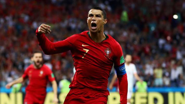 cristiano ronaldo on brink of being the best footballer in world