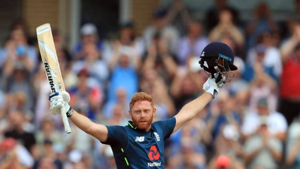 Buttler hundred guides England to 5-0 series sweep of Australia