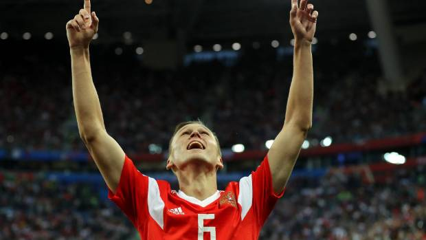 Russian Federation stun Spain on penalties to reach World Cup quarter-finals