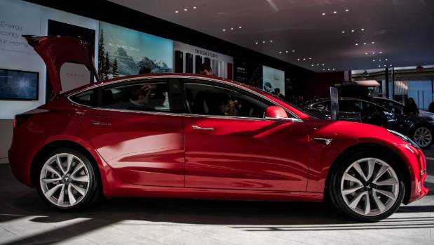Tesla Decides to Axe Dozen or More