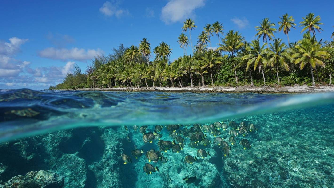 French Polynesia Islands Are The Most Beautiful Spots