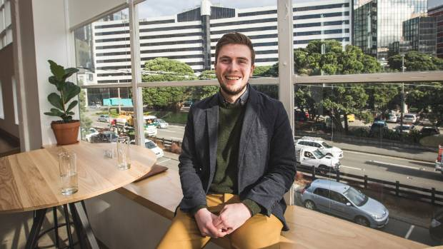 Hello Digital founder Angus Allan likes the flexibility, networking and buzz of co-working.