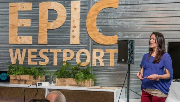 Sunkita Howard found the Epic Westport co-working space was a relief from working from home. She has also made ...