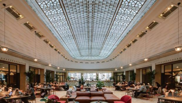 Co-working juggernaut WeWork has shared spaces from New York, to this one in Paris. The company is rumoured to be ...