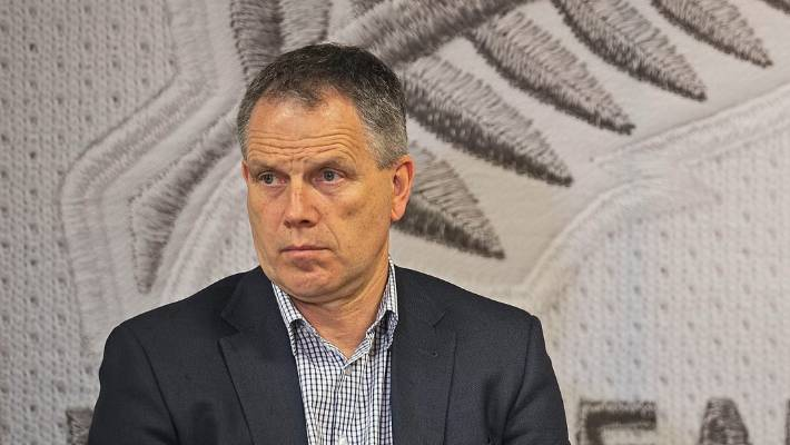 Deryck Shaw resigned as president of NZ Football in October.