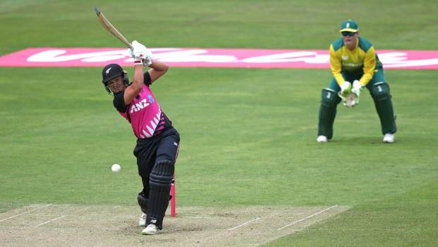 More records for White Ferns