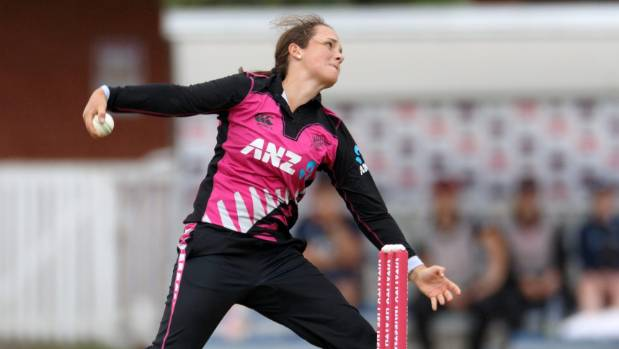 White Ferns struggle in opening ODI defeat to England