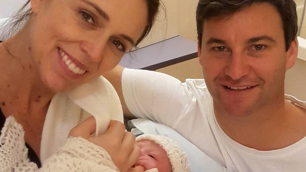 New Zealand premier welcomes newborn girl 'to our village'
