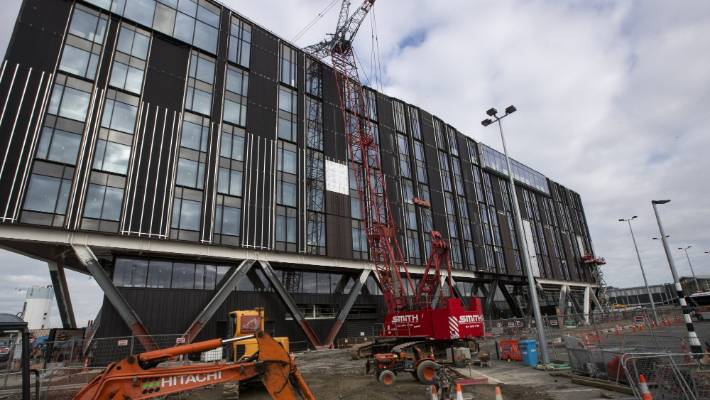Leak latest saga in ongoing Christchurch Airport hotel 'disaster