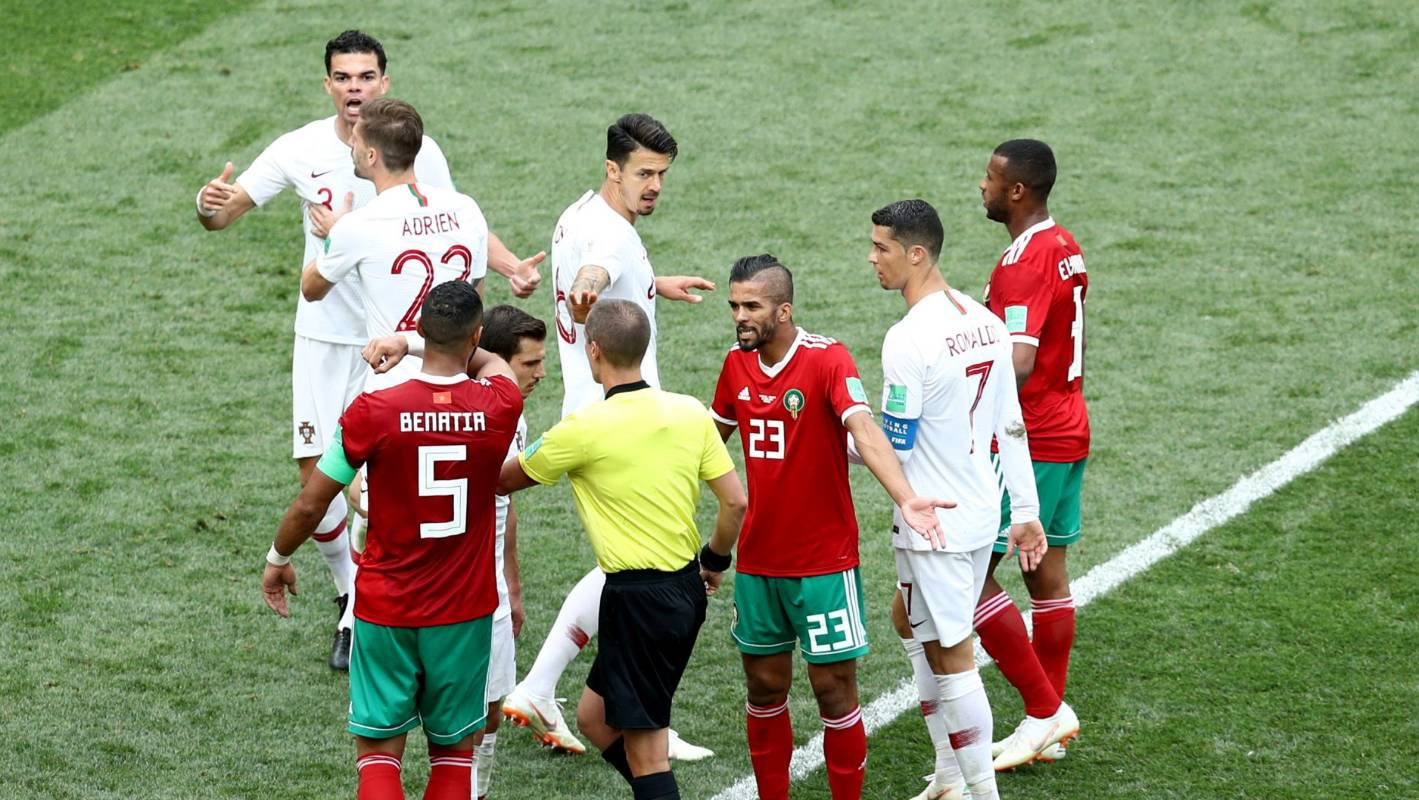 Fifa criticism adds to Morocco hat-trick of World Cup losses | Stuff
