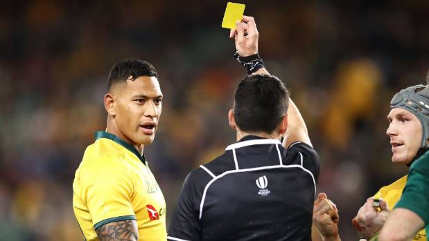 Australia's Israel Folau loses appeal against one-match ban